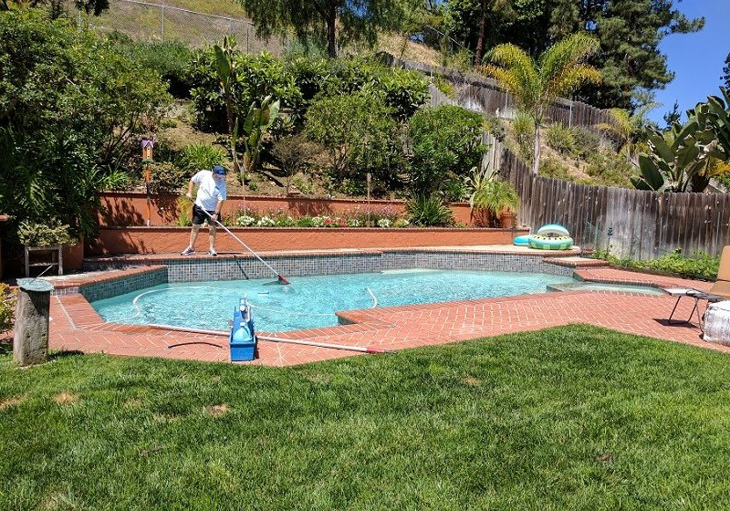 Custom pool cleaning
